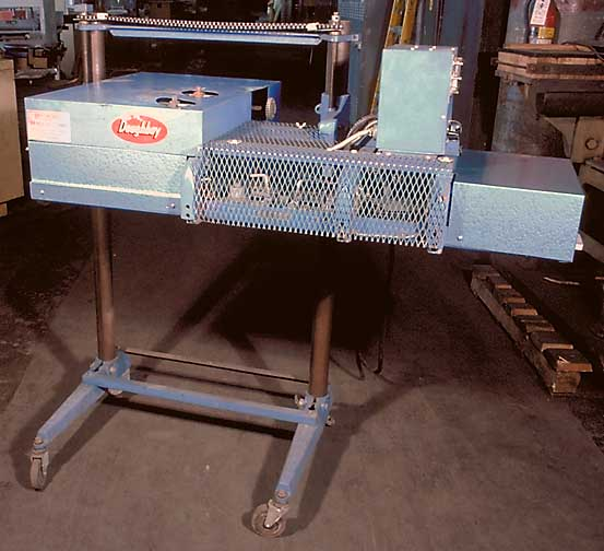Packaging Machinery Services: Doboy band sealers